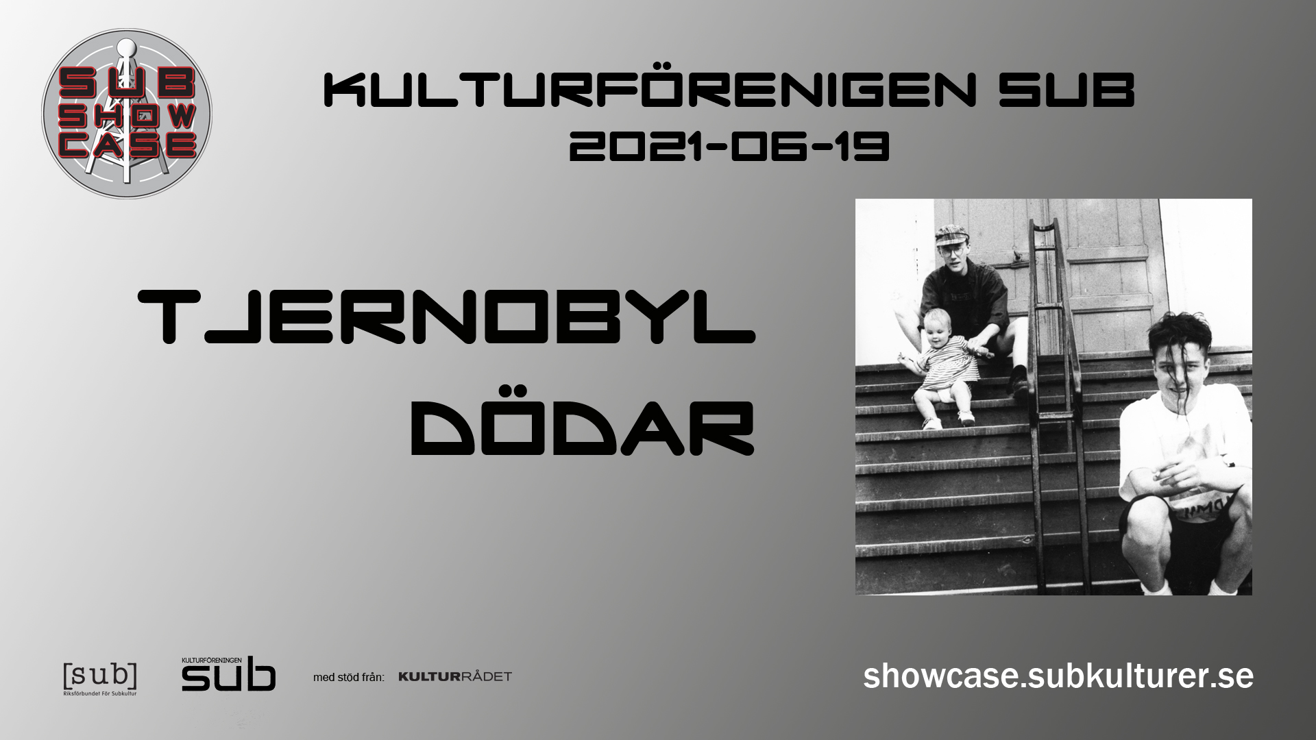 2021-06-19 Live från KF Sub