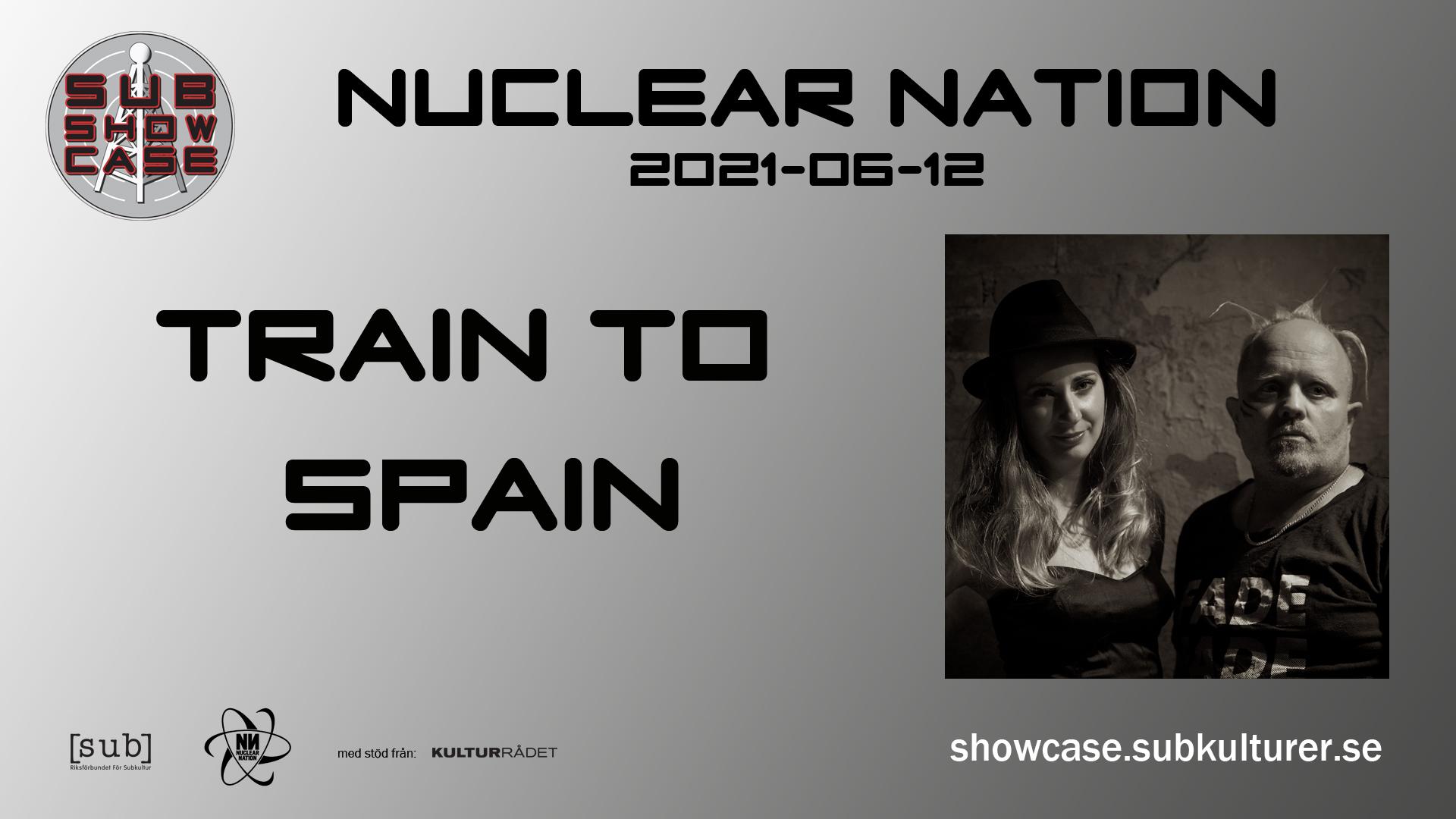 2021-06-12 Live från Nuclear Nation
